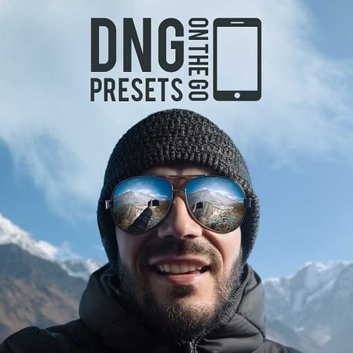 DNG Presets for Mobile