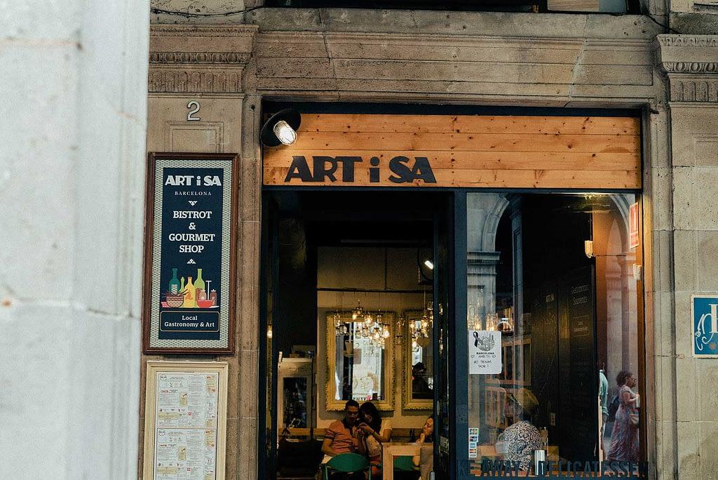 Art i Sa Barcelona