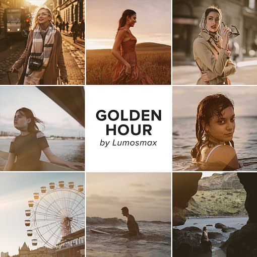 Lightroom Presets for Golden Hour Photography