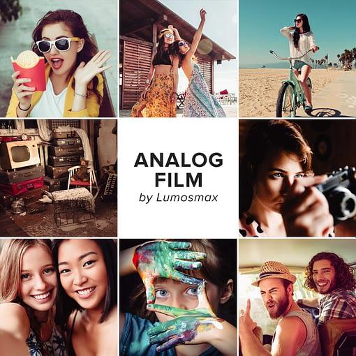 Film Lightroom Presets Pack