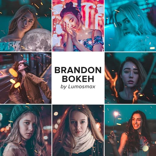 Lightroom Presets pack inspired by Brandon Woelfel